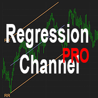 Regression Channel Pro MT4