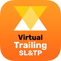 Virtual Trailing SL TP