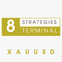 EA Terminal xauusd 8 Strategies