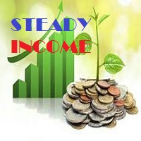 Steady income