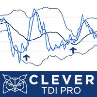 Clever TDI Pro Signals MT5 Lite