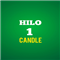 Hilo One Candle