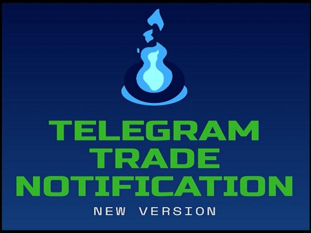 Telegram Trade Notification MT4 Full