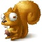 EA Gold Squirrel