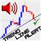 MZ Trend Line Alert