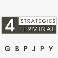 EA Terminal gbpjpy 4 Strategies