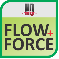 NQ Flow and Force