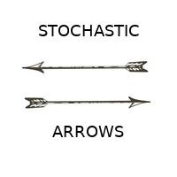 Stochastic Arrows