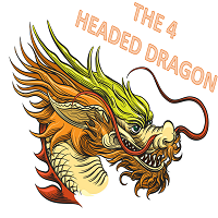 The 4 headed dragon MT5