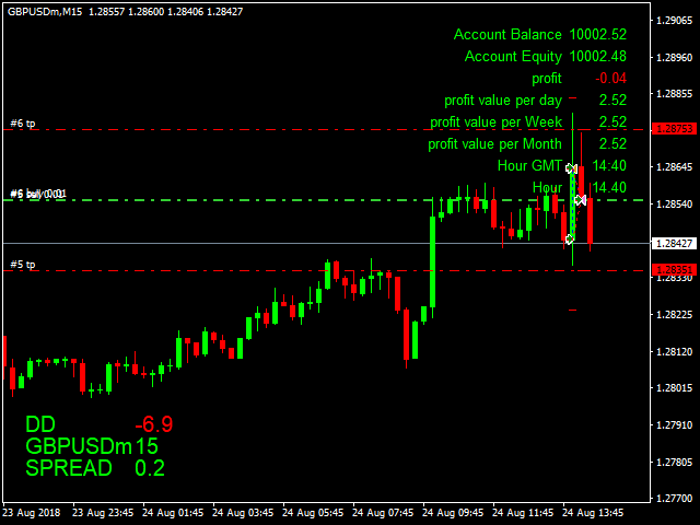 The king Hedging Forex