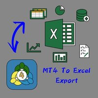 Trade History MT4 to Excel xls