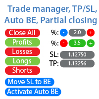 Manage trades
