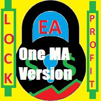 One MA Version Lock Profit EA