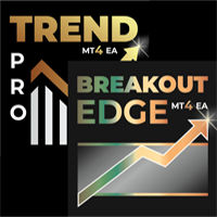 Trend PRO and Breakout EDGE Expert Advisor