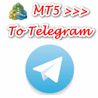 Notify To Telegram for MT5 Demo