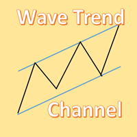 Wave trend channel For MT5