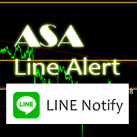 AsaLineAlert auto alert to LINE App