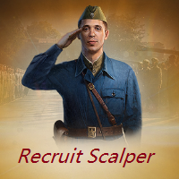 Recruit Scalper