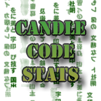 Candle Code Stats