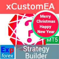 Exp5 The xCustomEA for MT5