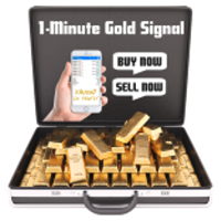 One Minute Gold Signal