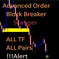 Advanced Order Block Breaker Scanner