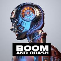Boom and Crash EA pro
