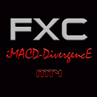 FXC iMACD DivergencE MT4