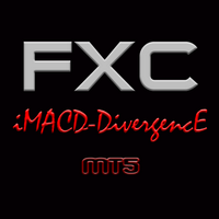 FXC iMACD DivergencE MT5