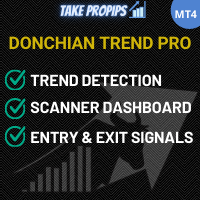 TakePropips Donchian Trend Pro