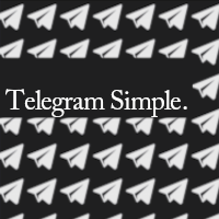 Telegram Simple