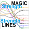 Magic Strength Lines for Symbols Couples