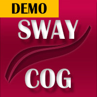 Abiroid Sway COG Arrow Demo