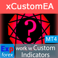 Exp4 The xCustomEA for MT4