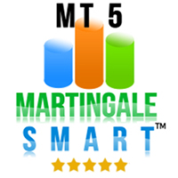 MT5 EA Smart Martingale EURUSD