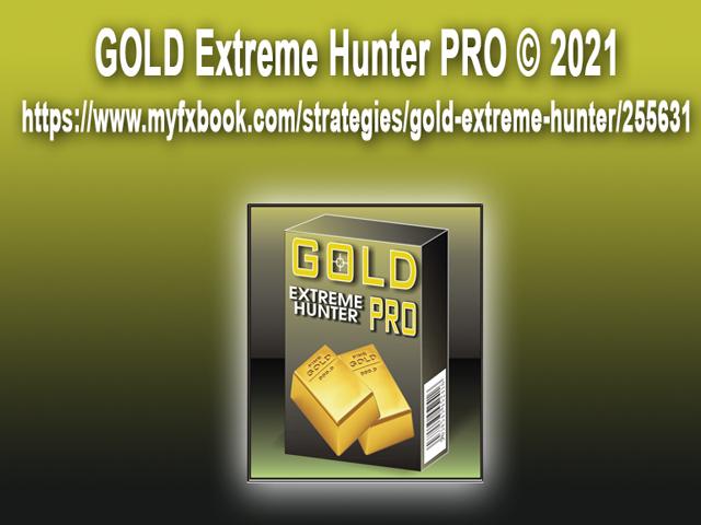 GOLD Extreme Hunter PRO