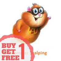 Hamster Scalping