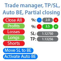 Trade Manager demo