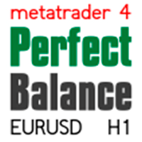 EA Perfect Balance EURUSD h1 MT4