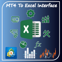 MT4 To Excel Interface With Scheduled Export