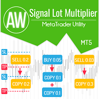 AW Signal Lot Multiplier MT5