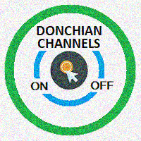 Donchian Channels OnOff MT4
