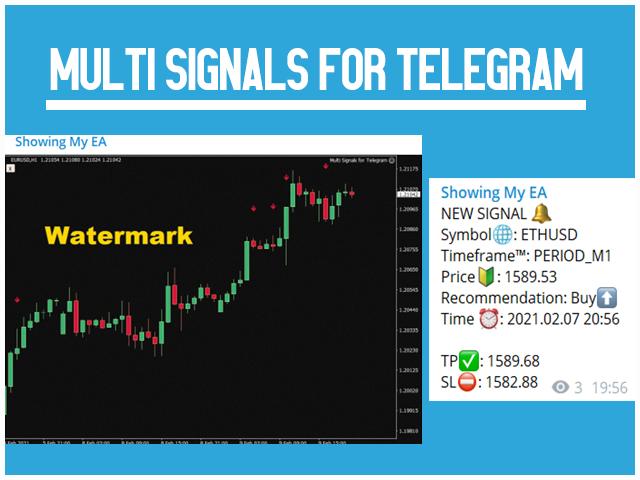Multi Signals for Telegram