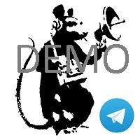 Naragot Telegram VPS Monitor DEMO