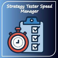 Strategy Tester Speed Manager