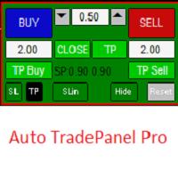 AutoTradePanel Pro