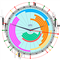 News Clock