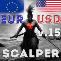 Samurai Scalper Pro Series EUR USD