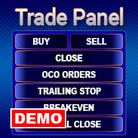 Trade Panel MT4 Demo