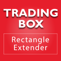 Trading box Rectangle extender MT5